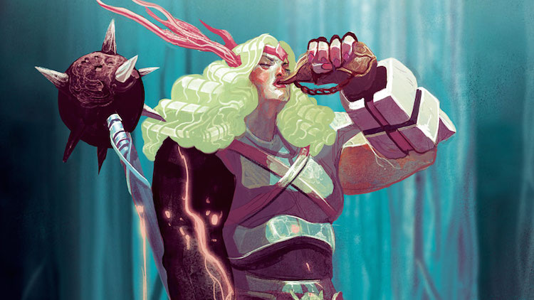weirdworld marvel mike del mundo