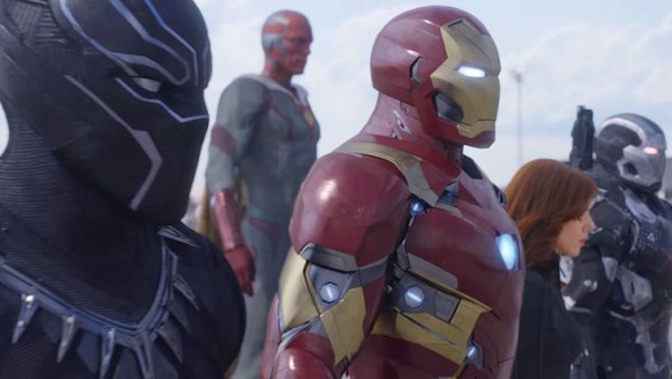 CAPTAIN AMERICA: CIVIL WAR Super Bowl Trailer Review!