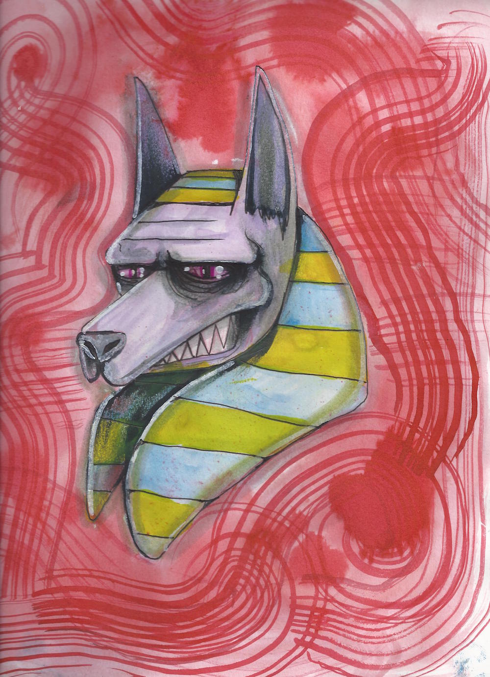 ANUBIS THING