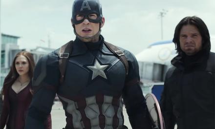 The Final CAPTAIN AMERICA: CIVIL WAR Trailer is Here and it's Glorious!