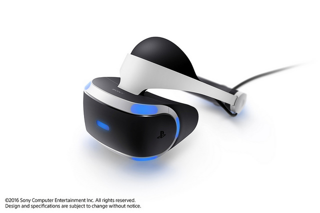 playstation vr sony console