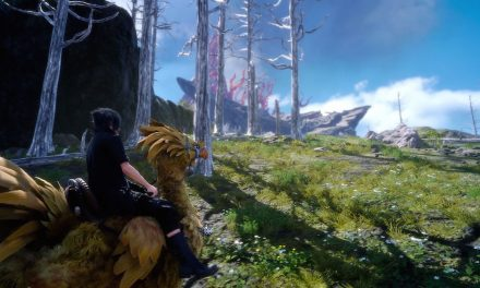 FINAL FANTASY XV Official Trailer and Release Date