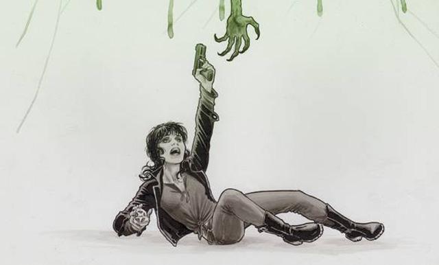 black magic image Nicola Scott