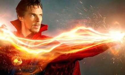 Marvel's DOCTOR STRANGE Movie Teaser