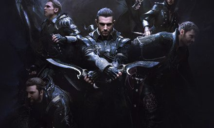KINGSGLAIVE: FINAL FANTASY XV Movie Trailer and Details