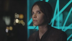 rogue one disney felicity jones