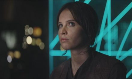 ROGUE ONE: A STAR WARS STORY Movie Trailer is Here and it's Glorious!