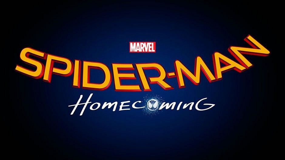 New SPIDER-MAN Movie Gets Official Title and Logo!