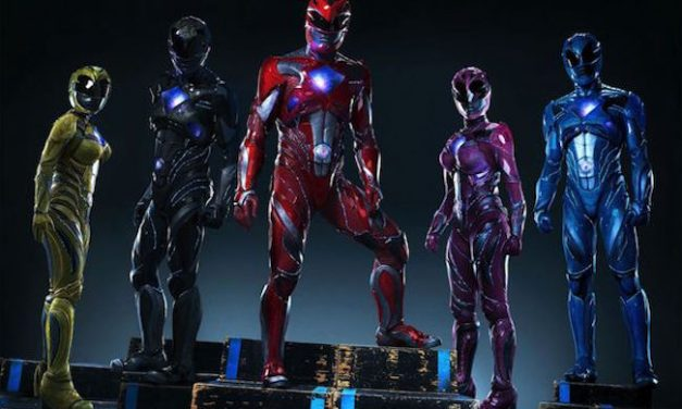 First Look at New POWER RANGERS Reboot Suits!