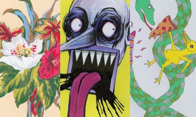 RETURN OF THE LOCAL NERDZ Group Art Show THIS Thursday Night in San Francisco!