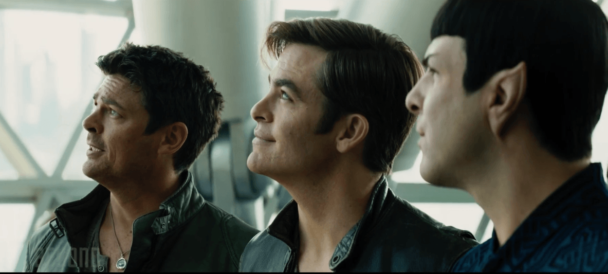 New STAR TREK BEYOND Trailer Gets Fast and Furious