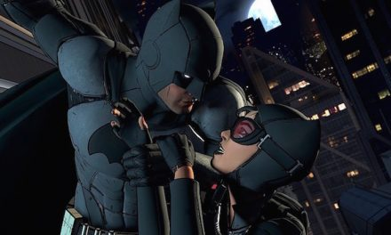 E3 2016: Telltale's BATMAN Gets Official Logo, Screens, and Voice Cast!