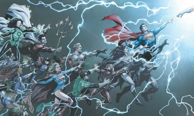 Top 5 Comic Book Picks for May 2016