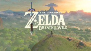 zelda breath of the wild nintendo e3 2016