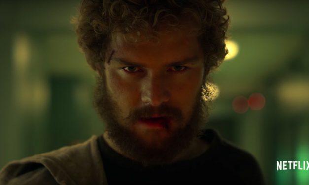SDCC 16: Netflix's IRON FIST Gets a Teaser