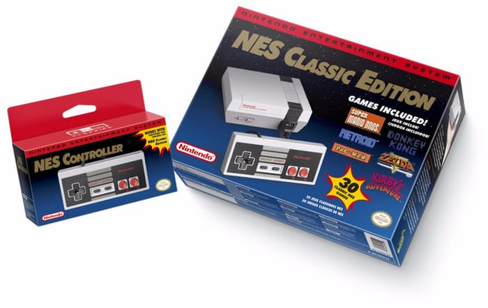 Nintendo's NES CLASSIC EDITION Not As Cool As You May Think