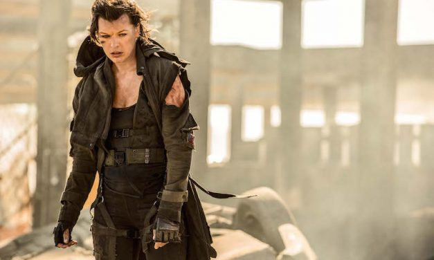 RESIDENT EVIL: THE FINAL CHAPTER Trailer!