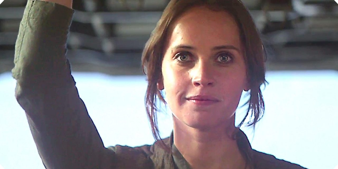 New ROGUE ONE: A STAR WARS STORY Trailer is Impressive…Most Impressive