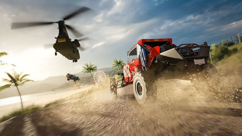 FORZA HORIZON 3 Video Game Trailer