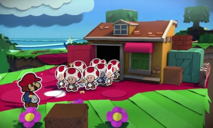 PAPER MARIO: COLOR SPLASH Video Game Trailer