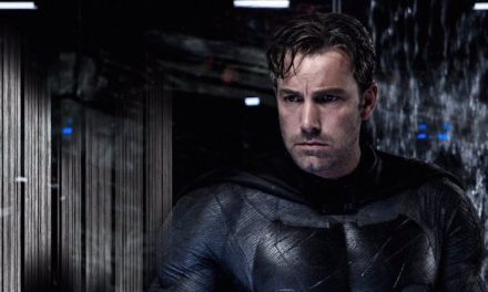 Did Affleck Just Announce The Solo BATMAN Movie Title?