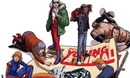 Top 5 Comic Book Picks for September 2016