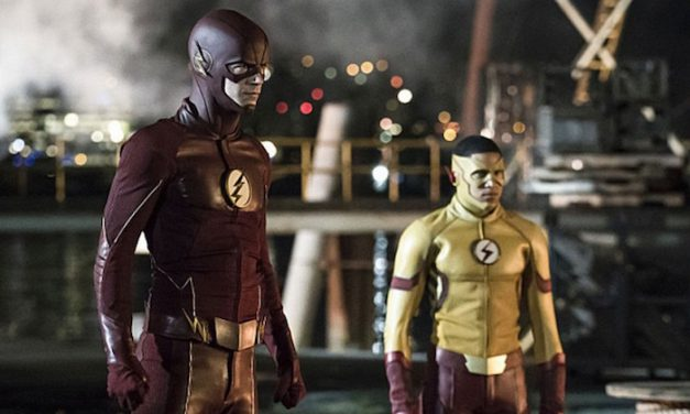 THE FLASH Season 3 Premiere Review