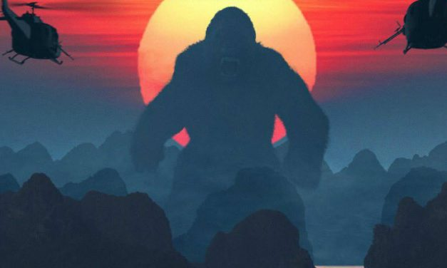 New KONG: SKULL ISLAND Is Absolutely Bananas!