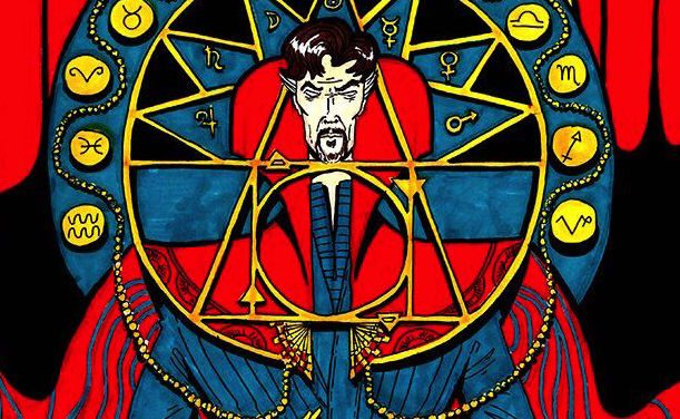 DOCTOR STRANGE Movie Review