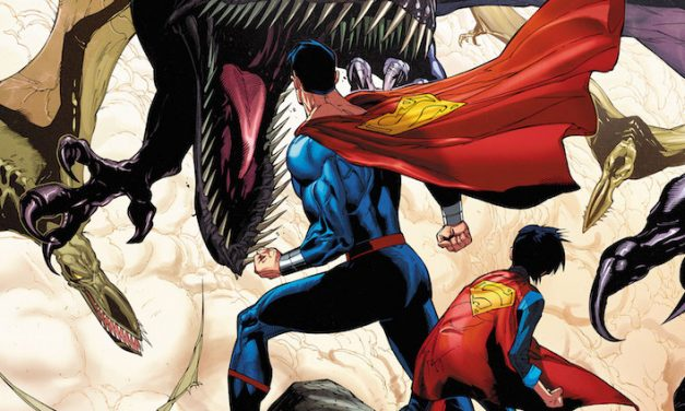 Top 5 Comic Book Picks For October 2016