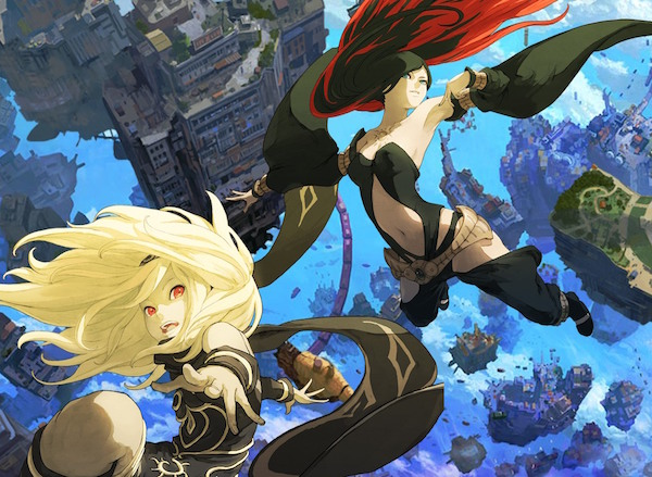 GRAVITY RUSH 2 Video Game Trailer