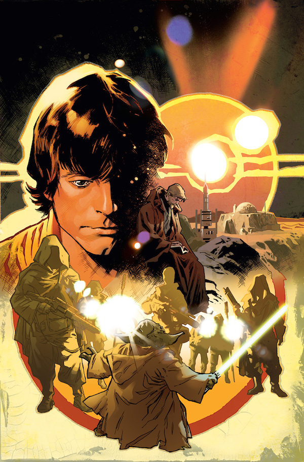 star wars 26 marvel Stuart Immonen