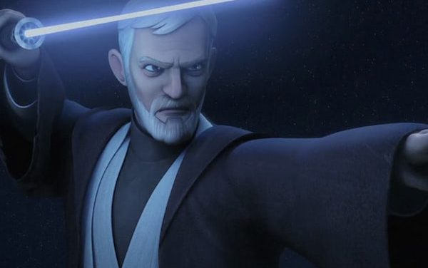 STAR WARS REBELS Season 3 Midseason Return Trailer With Obi-Wan!