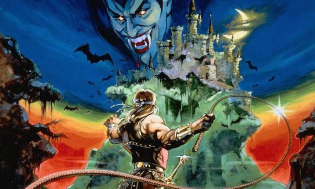 CASTLEVANIA Animated Series Heading to Netflix in 2017!