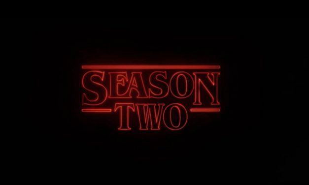 Netflix's STRANGER THINGS Season 2 Trailer and Release Date!