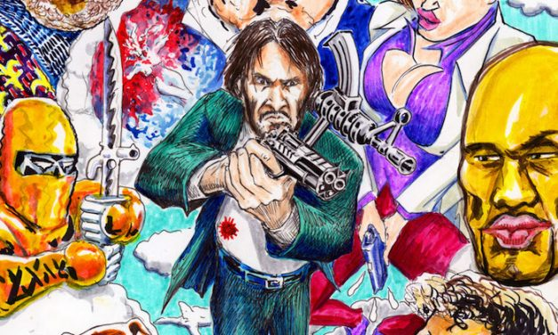JOHN WICK: CHAPTER TWO Movie Review