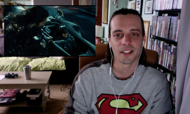 JUSTICE LEAGUE Reaction Video and First Impressions