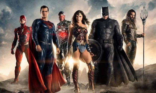JUSTICE LEAGUE 1st Full Trailer!!!