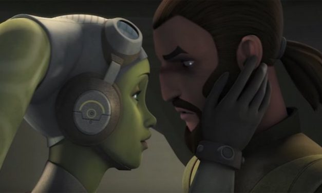 STAR WARS REBELS 4th And Final Season Trailer