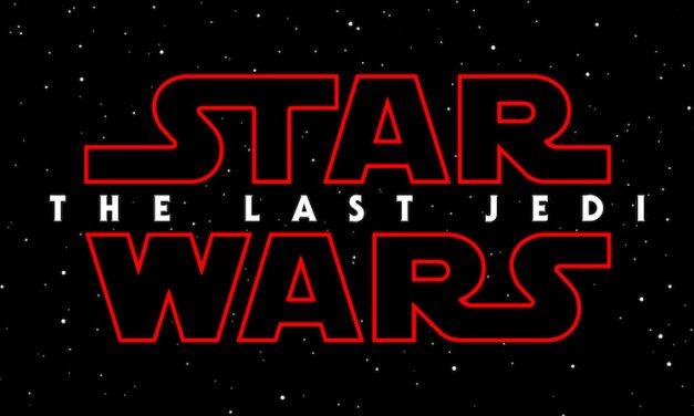 STAR WARS: THE LAST JEDI Teaser Trailer!