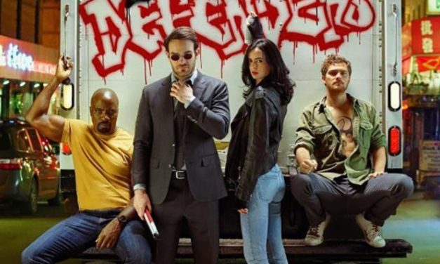 Netflix's THE DEFENDERS Trailer Review