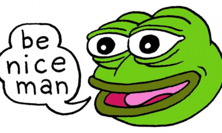 Help Save Pepe the Frog on Kickstarter!