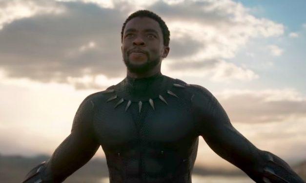 Marvel's BLACK PANTHER Teaser Trailer Is Epic!