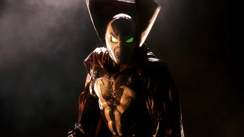 New SPAWN Film Directed by Todd McFarlane Announced!