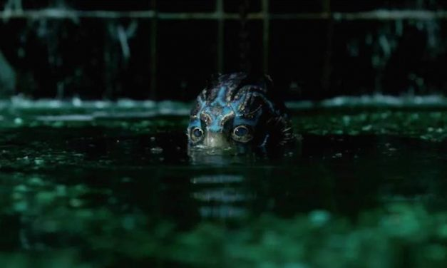 Guillermo del Toro's THE SHAPE OF WATER Movie Trailer