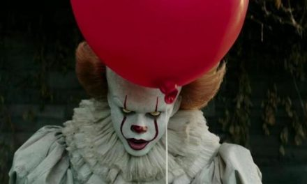 IT Movie Trailer Already Scarier Than Most Films I've Seen
