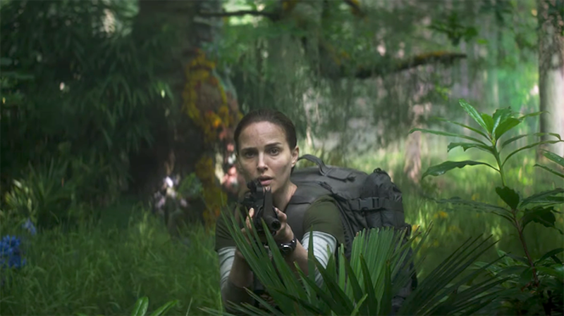 ANNIHILATION Movie Trailer