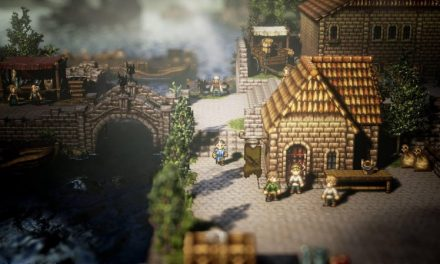 PROJECT OCTOPATH TRAVELER Has a Bad Title, But Looks Stunning