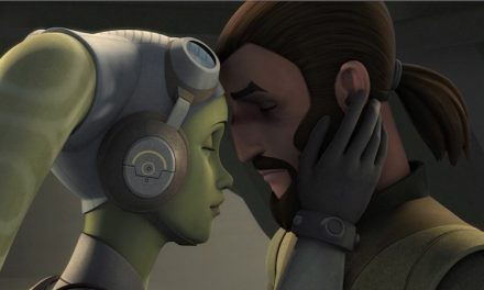 New STAR WARS REBELS 4th and Final Season Trailer