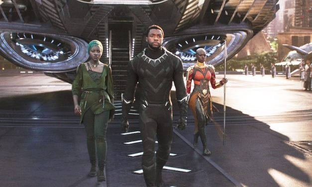 New BLACK PANTHER Trailer Kicks All the Asses